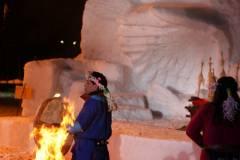 Abashiri Snow Festival