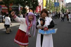 Tokio - Akihabara Menschen